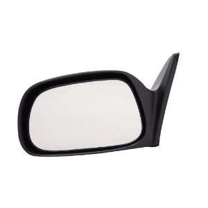 Toyota Corolla Black Manual Replacement Driver Side Mirror Automotive