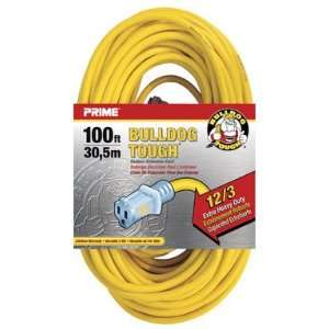 Prime Wire & Cable LT511835 100 Foot 12/3 SJTOW Bulldog