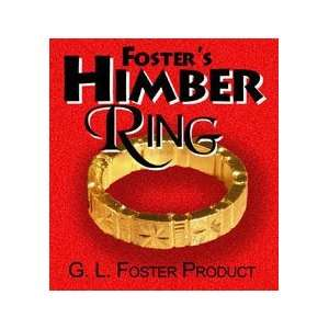 Himber Ring   Fosters   Close Up / Street Magic t Toys