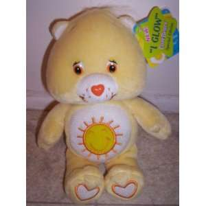 Care Bears Lil Glows Funshine Bear 8 Plush