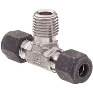 Parker CPI 4 4 4 SBZ SS 316 Stainless Steel Compression Tube Fitting