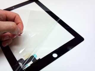 BLACK OEM REPLACEMENT APPLE iPAD 2 LCD GLASS TOUCH SCREEN DIGITIZER