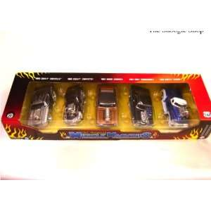 Muscle Machines Original Series 5 Car Toys & Games
