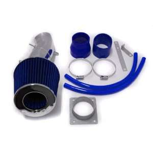 Blue 1993 1997 93 94 95 96 97 Nissan Altima Short Ram Air