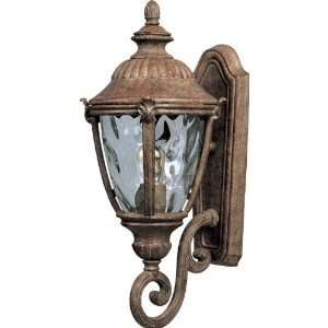 Maxim Lighting 40284WGET Morrow Bay Outdoor Sconce, Earth