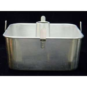 Square Angel Food Cake Pan by Mirro 9 x 9 x 4