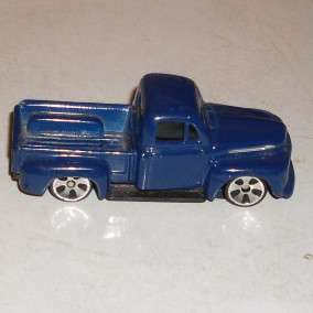 MAISTO 48 FORD F 1 PICKUP 125 SCALE BLUE