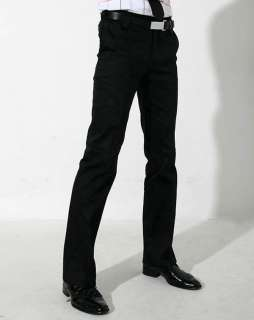 Mens Fashion Slim Casual Pants Trousers Sz 29 32