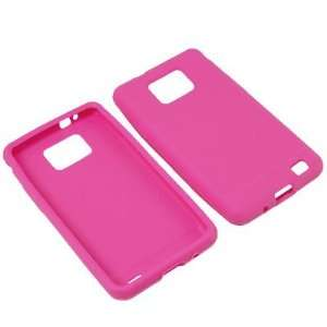 AM Soft Sleeve Gel Cover Skin Case for AT&T Samsung Galaxy S II i777