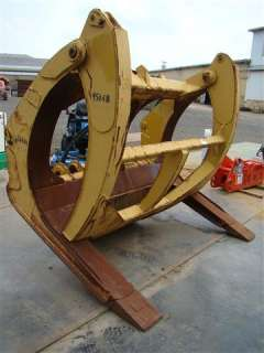 CAT Wheel Loader GRAPPLE Bucket