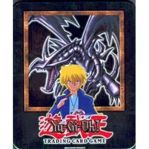 Joeys Red Eyes Black Dragon Collectors Tin [Toy] Toys