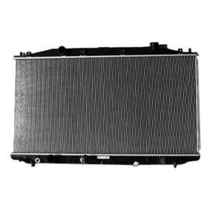 Acura TSX 1 Row Plastic Aluminum Replacement Radiator Automotive