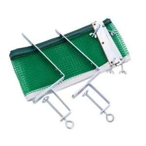 Table Tennis Net and Post Set   Screw On Net   5 per case