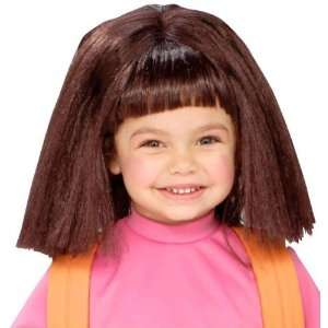 Dora the Explorer Kids Wig Toys & Games
