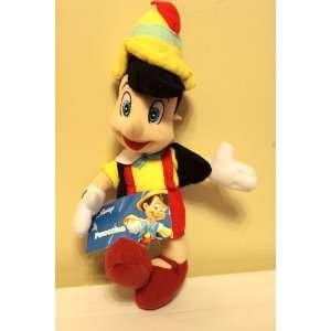Disney Pinocchio Stuffed Character Toy