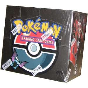 Pokemon Trading Card Game Team Rocket Booster Box Toys & Games