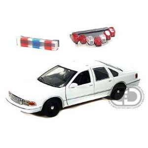 1993 Chevy Caprice Police Car Blank 1/24 Toys & Games