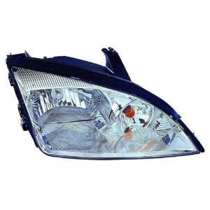 Ford Focus Passenger Side Replacement Headlight