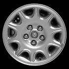 16 OEM Alloy Wheel Rim from 1998 1999 Jaguar XJ8