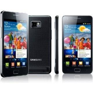Samsung Galaxy S II GT I9100 Unlocked Phone with 8MP Camera and