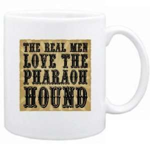 New  The Real Men Love The Pharaoh Hound  Mug Dog