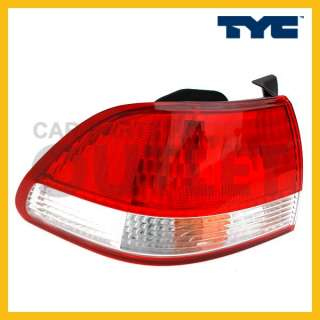 TYC 2001 2002 Honda Accord Sedan OEM Replacement Tail Light Assembly