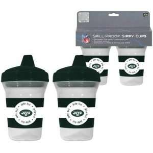 New York Jets NFL Baby Sippy Cup   2 Pack