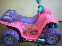 Power Wheels Lil Barbie 4 Wheeler Quad Charger Battery