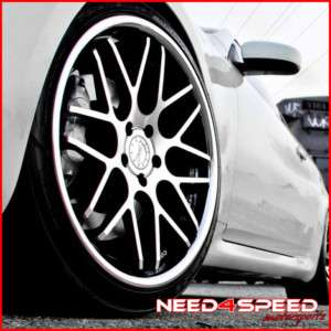 20 VERTINI MAGIC AUDI C6 A6 D3 A8 CONCAVE RIMS WHEELS