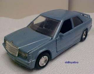 MERCEDES BENZ 190E MATCHBOX SUPER KINGS