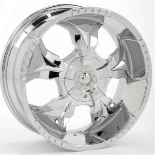 SALE PRICED NEW 26 INCH RIMS AND TIRES PKG. WHEELS F150 RAM CHROME