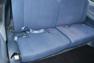TOYOTA PREVIA MINI VAN 1990 1997 S.LEATHER SEAT COVER