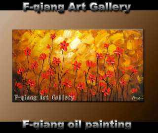 ORIGINAL MODERN IMPRESSION KNIFE Oil PAINTING By F20*36