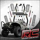 1997 2006 Jeep Wrangler TJ 4 Suspension Lift Kit N.20