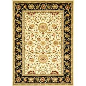 Safavieh Lyndhurst Traditional Ivory/Black Rug Decor