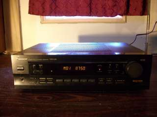 PIONEER VSX 108 AUDIO MULTI CHANNEL 210 WATT RECEIVER