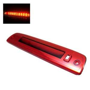 Ford Expedition Led 3Rd Brake Lamp / Light  Red