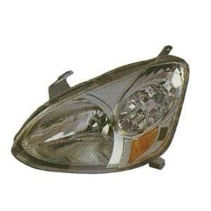 2003 05 TOYOTA ECHO HEADLIGHT ASSEMBLY, PASSENGER SIDE   DOT Certified