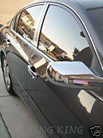 Chrome DOOR HANDLE/MIRROR cover 4 door package 07 08 09 2010 2011
