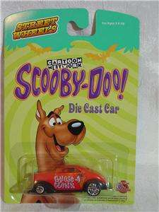 Racing Champions Scooby Doo 37 Ford Coupe