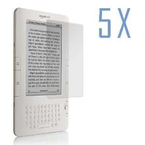 GTMax Durable Clear Reusable Front LCD Screen Protector  5