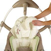 Bright Starts Ingenuity Cradle & Sway Swing   Bright Starts   Babies