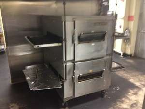 LINCOLN IMPINGER/CONVEYOR PIZZA OVEN 1450 SERIES