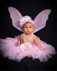 Baby Toddler Girls TuTu Dress Costume Birthday Photos