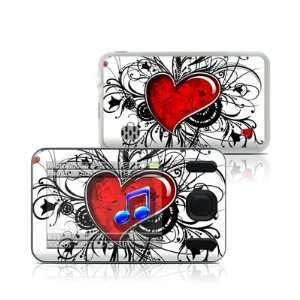 My Heart Design Protective Skin Decal Sticker for Creative