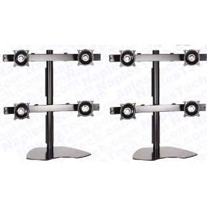 KT880 LCD Monitor Mount / Stand For Mounting 8 LCD Monitors up to 24