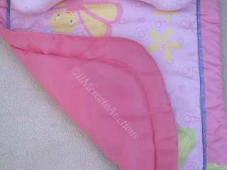 KIDS II Bright Starts TUMMY TIME Play Mat Baby Toy Pillow Pink 28 x