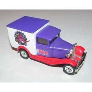 Toronto Raptors 1995 Matchbox Diecast Ford Model A Truck