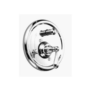 JADO TAM LEVER PB TUB/SHOWER VALVE TRIM BN