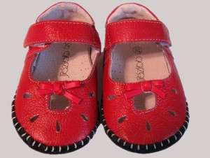 girl Mary Jane new soft toddler leather shoes size 3 4 5 5.5